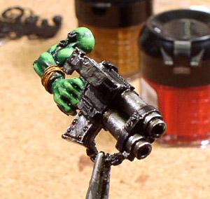 Big Shoota Arm 2