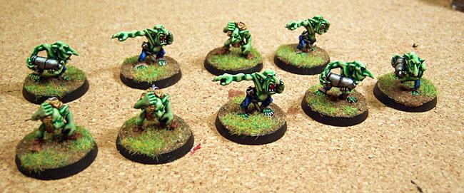 Grot Crewman Ork Artillery