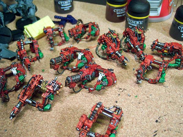 Ork Loota Deff Guns