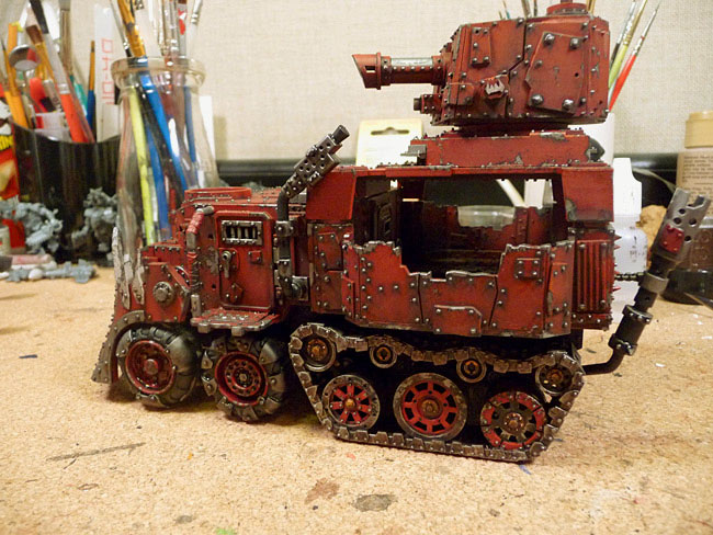Games Workshop Ork Battlewagon