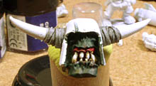 Ork Stormoy Nob Teeth