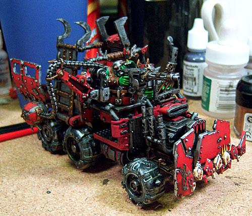 Ork truck Done
