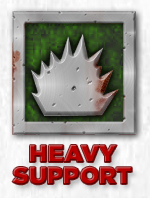 Ork Heavy Support Units