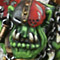 Ork Nob with Powerklaw