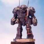 Battletech Atlas Mech